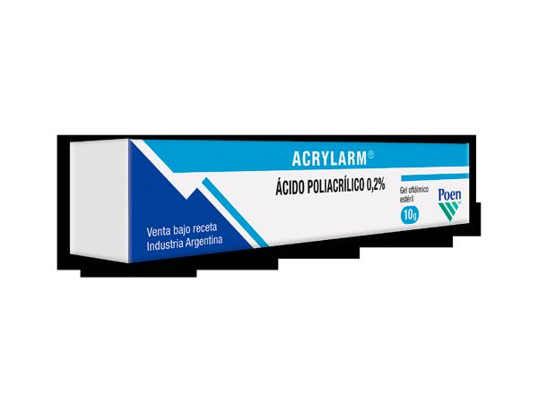 ACRYLARM® Gel oftálmico estéril