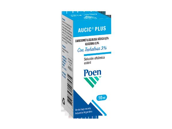 AUCIC® PLUS Solución Oftálmica Estéril